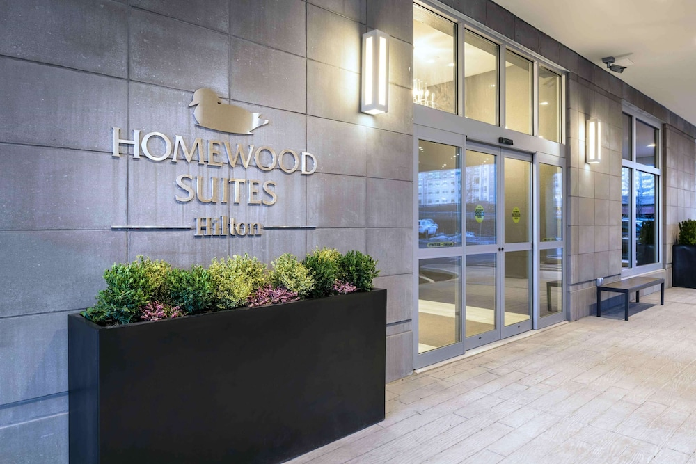 Exterior, Homewood Suites by Hilton Boston Logan Airport Chelsea
