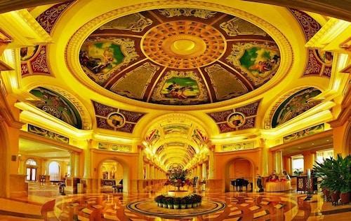 カントリー ガーデン フェニックス ホテル武漢 (武汉碧桂园凤凰酒店)