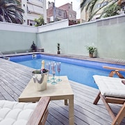 MSB Gracia Pool Terrace Center