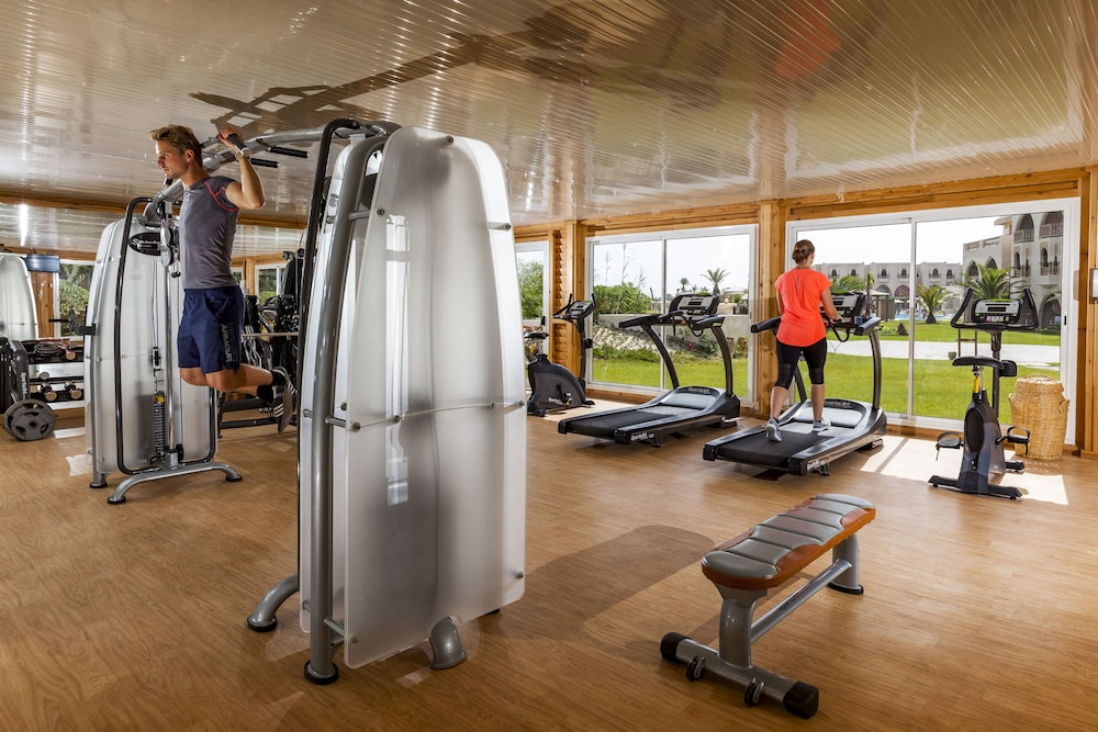 Gym, TUI BLUE Palm Beach Palace - All Inclusive