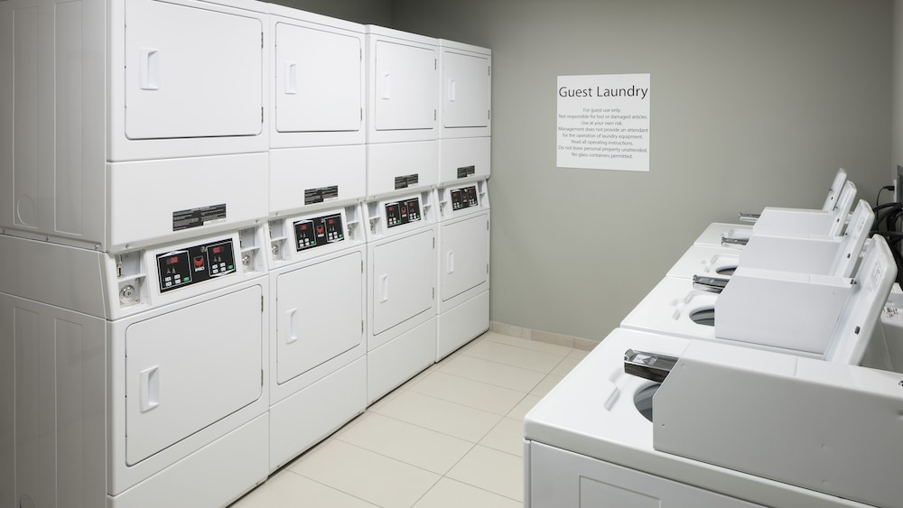 Laundry Room, Holiday Inn Express & Suites Orlando at SeaWorld, an IHG Hotel