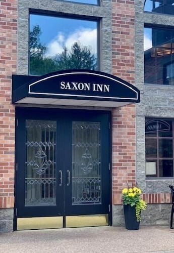 Property Entrance, Saxon Inn