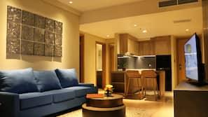 케이블 채널 시청이 가능한 43인치 LCD TV