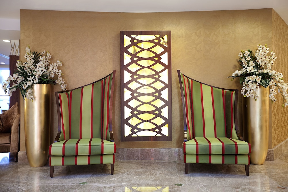 Lobby Sitting Area, Granada Luxury Resort Okurcalar - All Inclusive