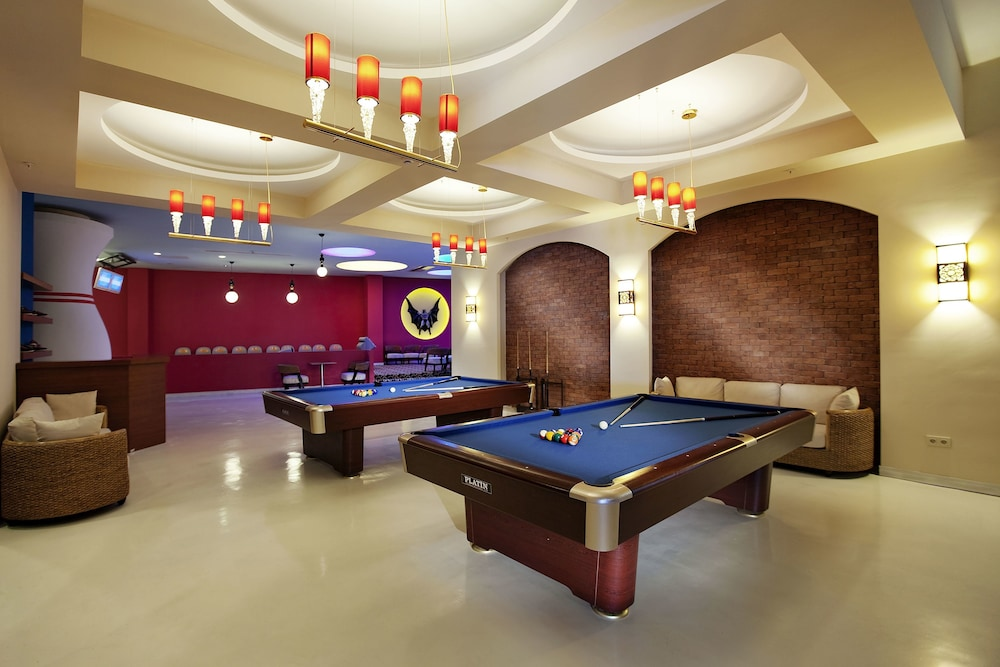 Billiards, Granada Luxury Resort Okurcalar - All Inclusive