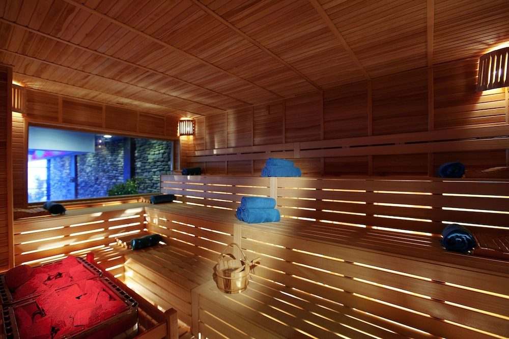 Sauna, Granada Luxury Resort Okurcalar - All Inclusive