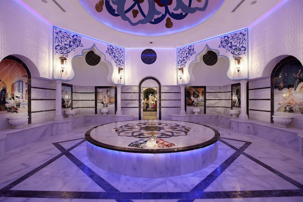 Turkish Bath, Granada Luxury Resort Okurcalar - All Inclusive