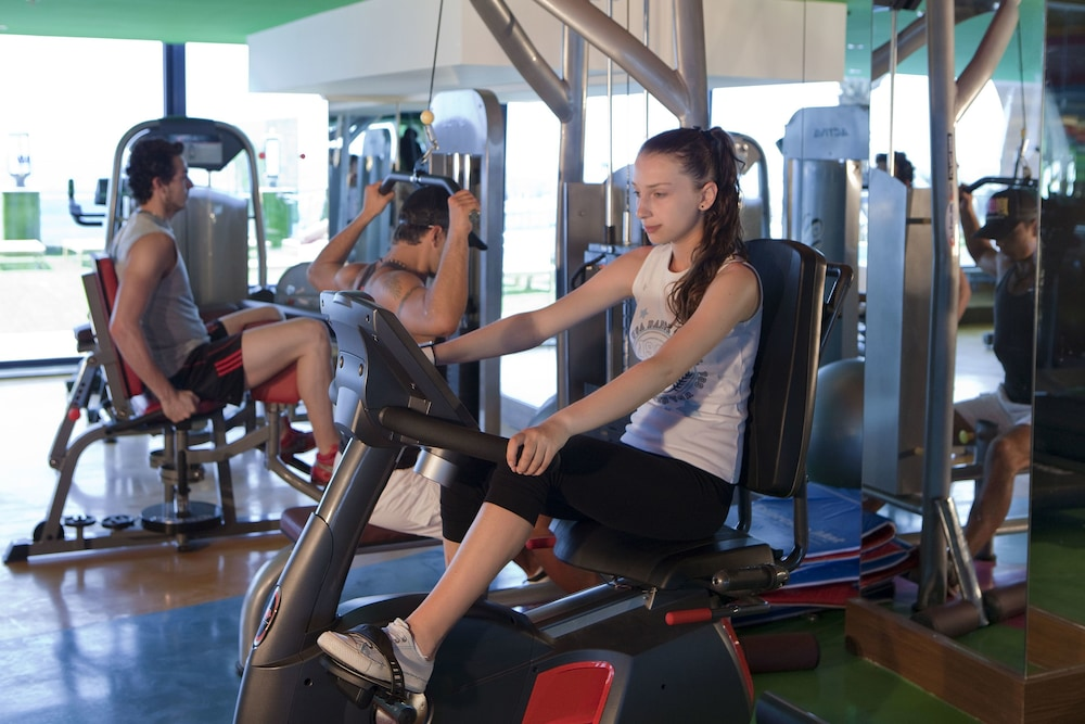 Fitness Facility, Granada Luxury Resort Okurcalar - All Inclusive