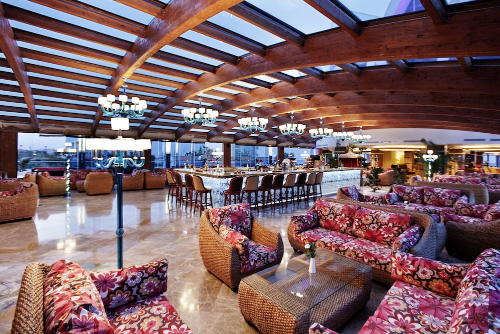 Lobby Lounge, Granada Luxury Resort Okurcalar - All Inclusive