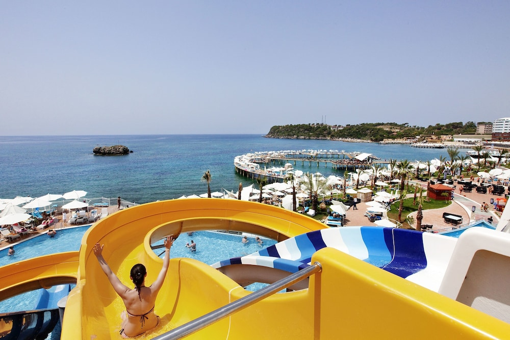 Waterslide, Granada Luxury Resort Okurcalar - All Inclusive