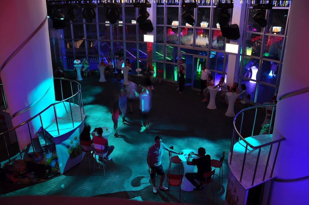 Nightclub, Granada Luxury Resort Okurcalar - All Inclusive