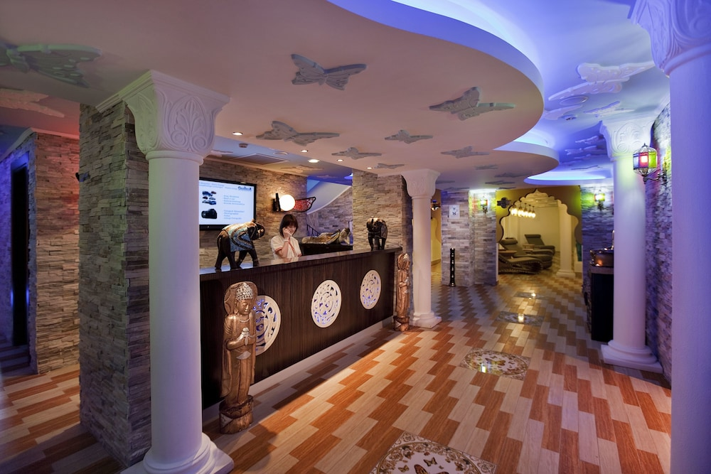Spa Reception, Granada Luxury Resort Okurcalar - All Inclusive