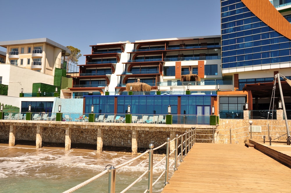 Sundeck, Granada Luxury Resort Okurcalar - All Inclusive