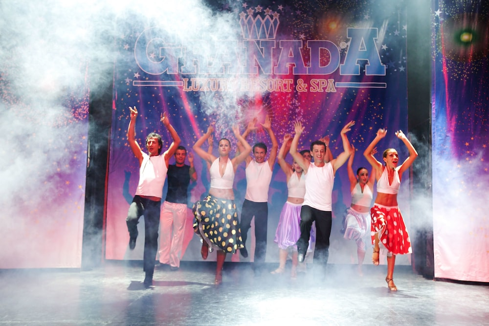 Theater Show, Granada Luxury Resort Okurcalar - All Inclusive