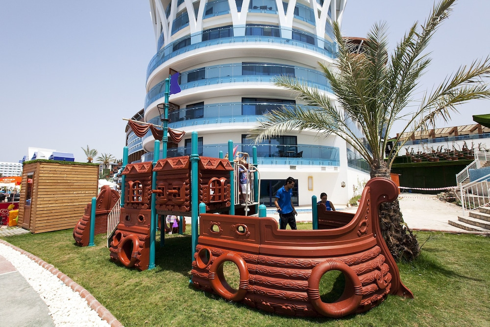 Children's Play Area - Outdoor, Granada Luxury Resort Okurcalar - All Inclusive