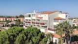 Bright Balcony Flat - Saint-Cyprien Hotels