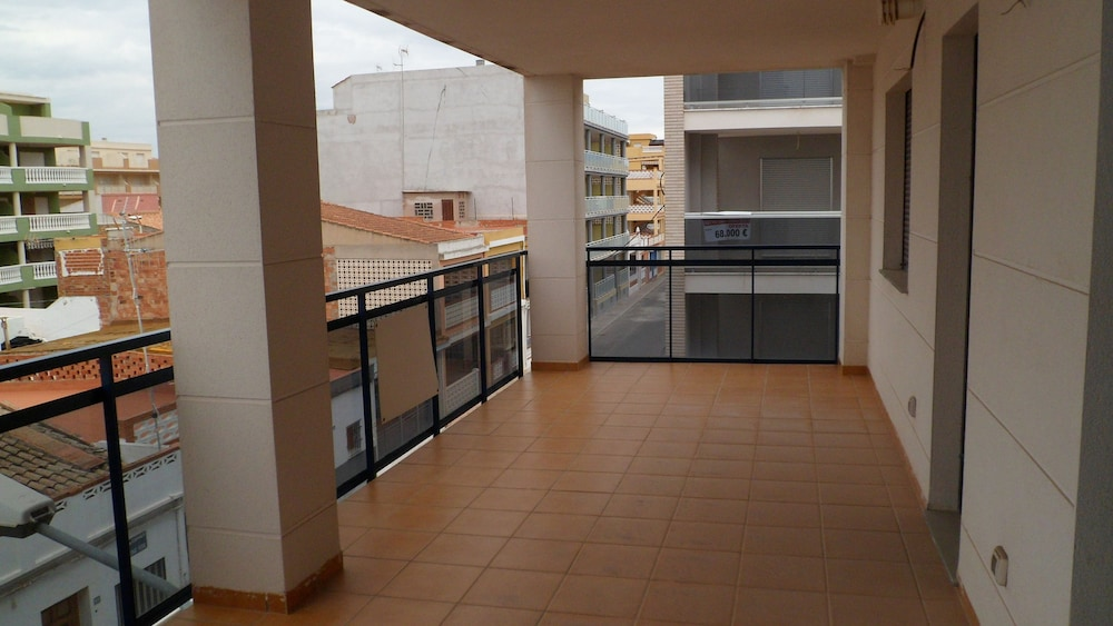 Terrace/Patio, Realrent La Antilla