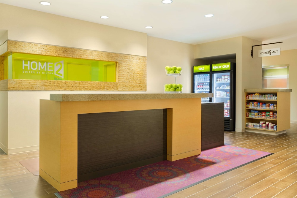 Reception, Home2 Suites By Hilton Youngstown