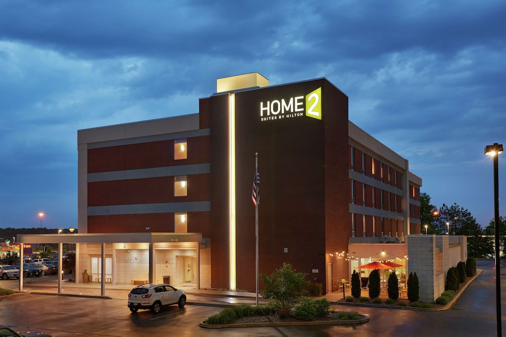 Exterior, Home2 Suites By Hilton Youngstown