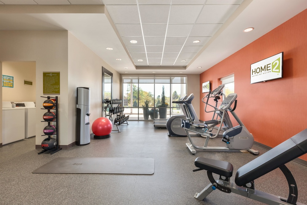 Fitness Facility, Home2 Suites By Hilton Youngstown