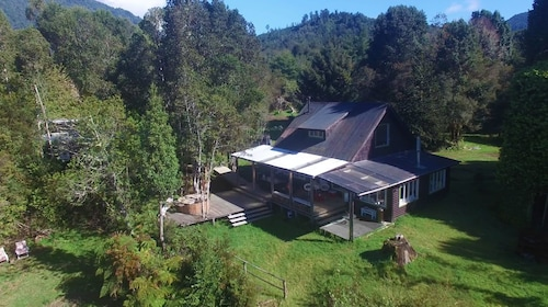 Mareas Ralun Lodge