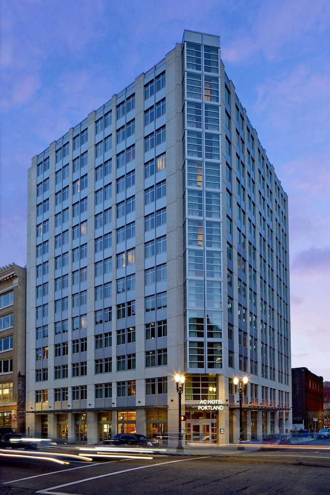 AC Hotel by Marriott Portland Downtown: 2019 Room Prices $161, Deals
