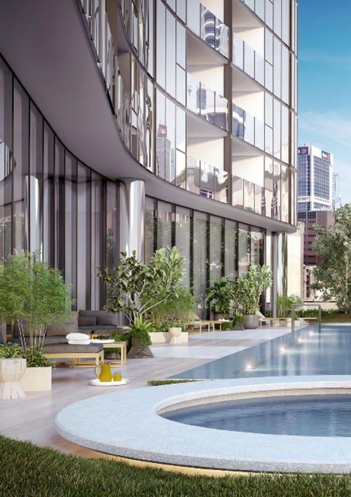 Apartments Melbourne Domain City Lofts Aus Best Price Guarantee Lastminute
