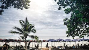 บนชายหาด, บาร์ริมหาด