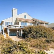 SeaWinds 4 Bedroom Holiday Home By Bald Head Island
