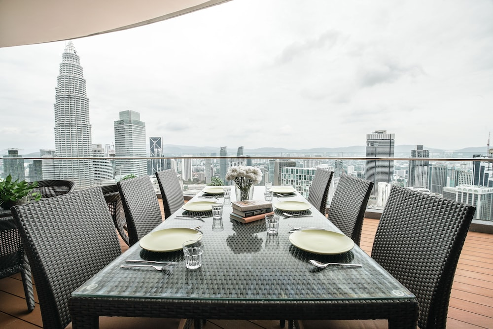 Private Kitchen, The Penthouse KLCC