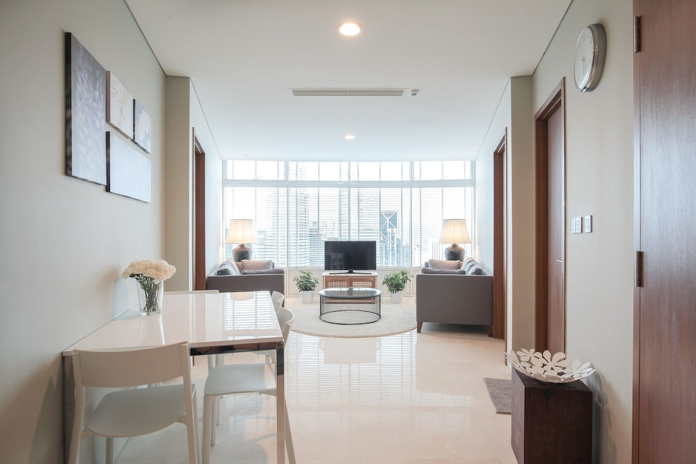 Living Area, The Penthouse KLCC