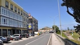 Hostal A Cruz - Muxia Hotels