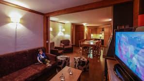 1 chambre, coffre-forts dans les chambres, lits bébé (gratuits)