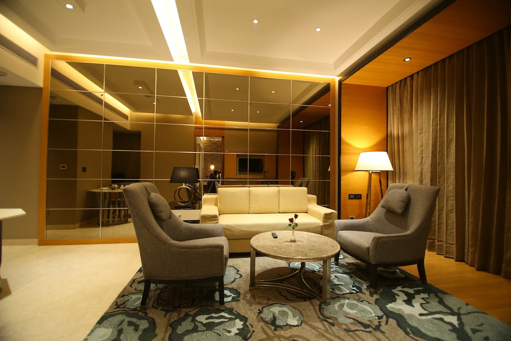 Living Area, Radisson Blu Coimbatore