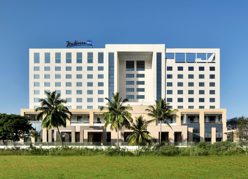 Featured Image, Radisson Blu Coimbatore