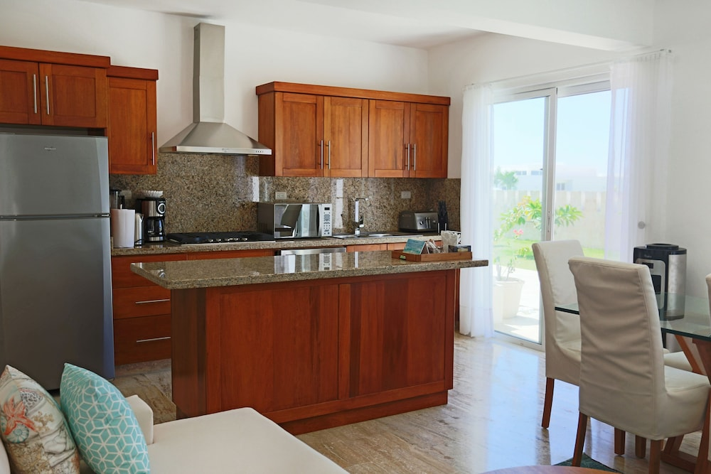 Private Kitchen, Ocean Village Deluxe