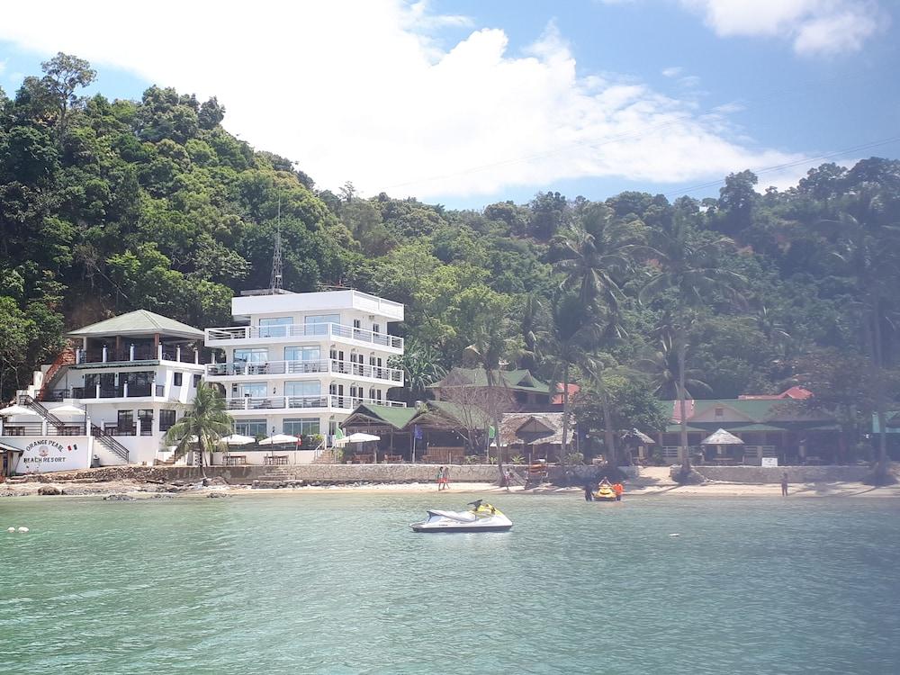 Orange Pearl Beach Resort 2 5 Out Of 0 Ocean View