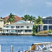 Canal Grande Waterfront 6 Bedroom Holiday Home by Naples Florida