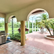 Royal Palm Suite at the Knickerbocker Estate 1 Bedroom Holiday Home by Naples Florida
