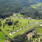 Wells Gray Golf resort and RV park