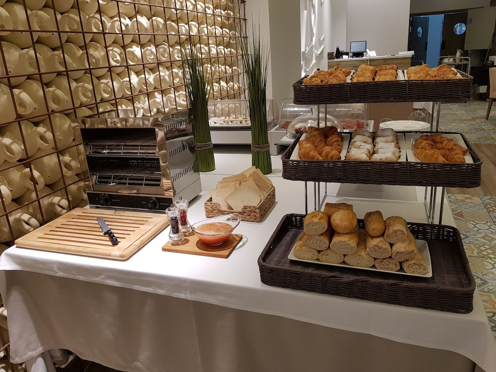 Breakfast Area, Hotel Boutique Balandret