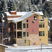 Old Town Loft 2 4 Bedroom Holiday Home by Winter Park Lodging