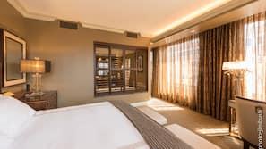 Frette Italian sheets, premium bedding, pillow-top beds