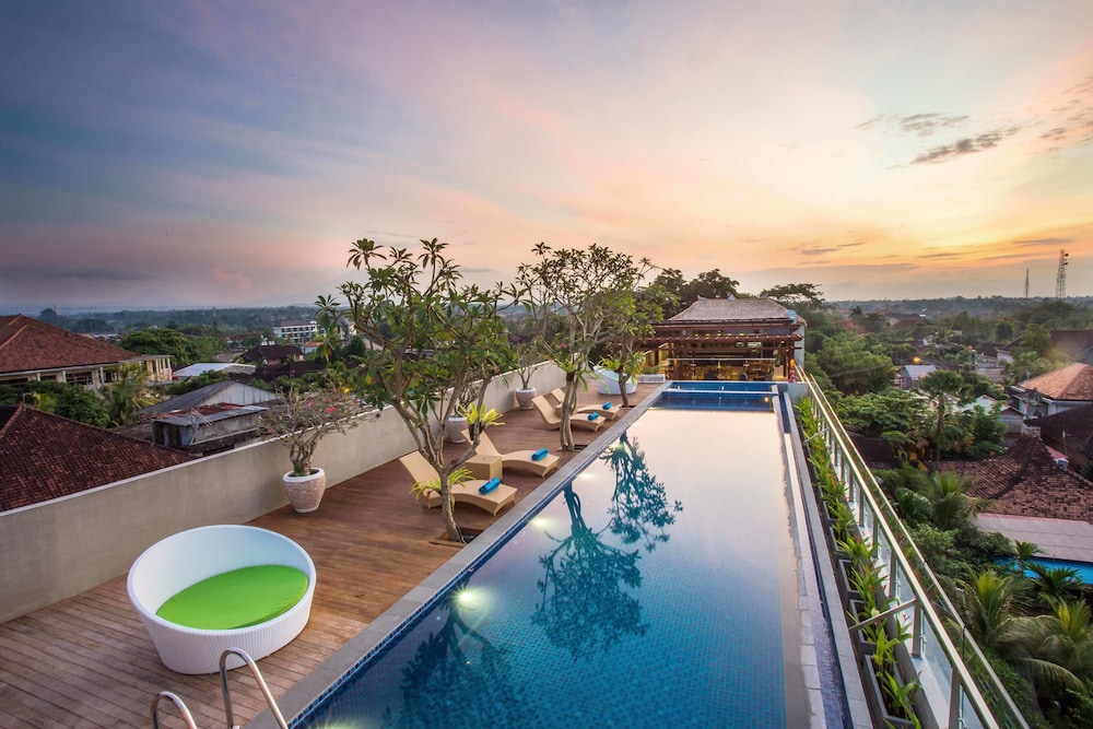 Maxone Hotels At Ubud Deals Reviews Ubud Idn Wotif