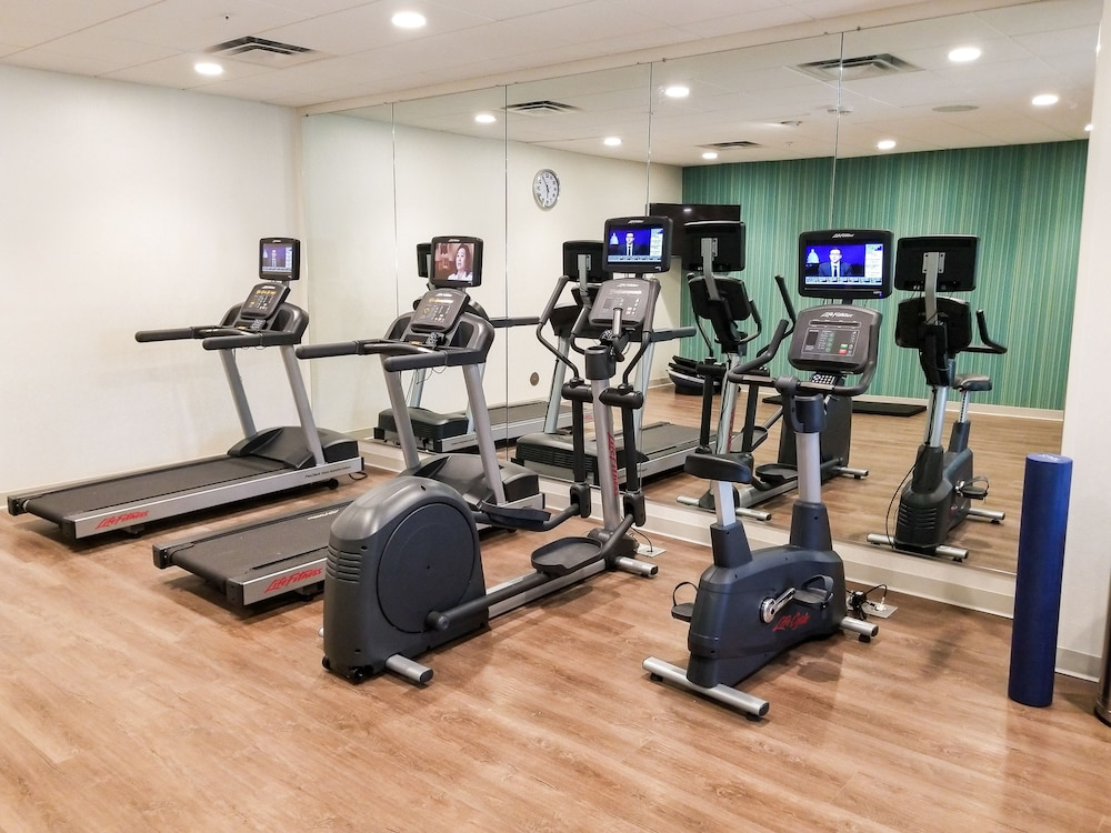 Gym, Holiday Inn Express & Suites Charlotte NE - University Area