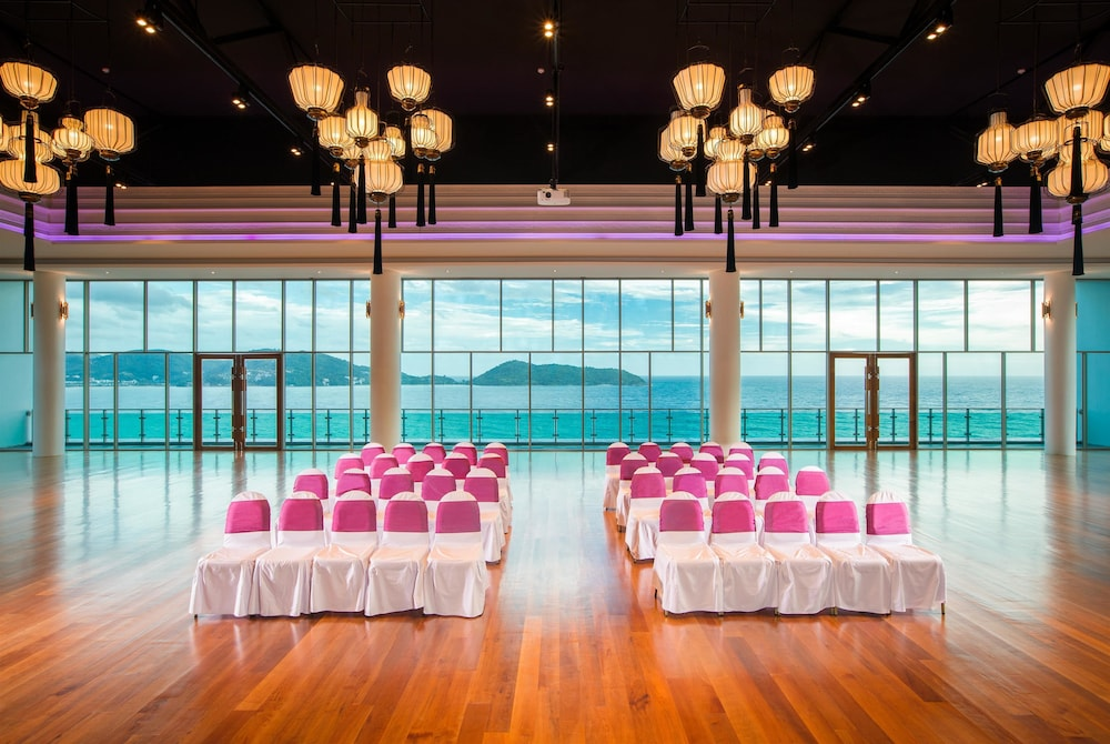 Banquet Hall, Wyndham Grand Phuket Kalim Bay