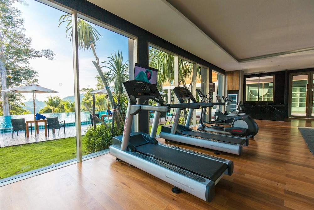 Fitness Facility, Wyndham Grand Phuket Kalim Bay