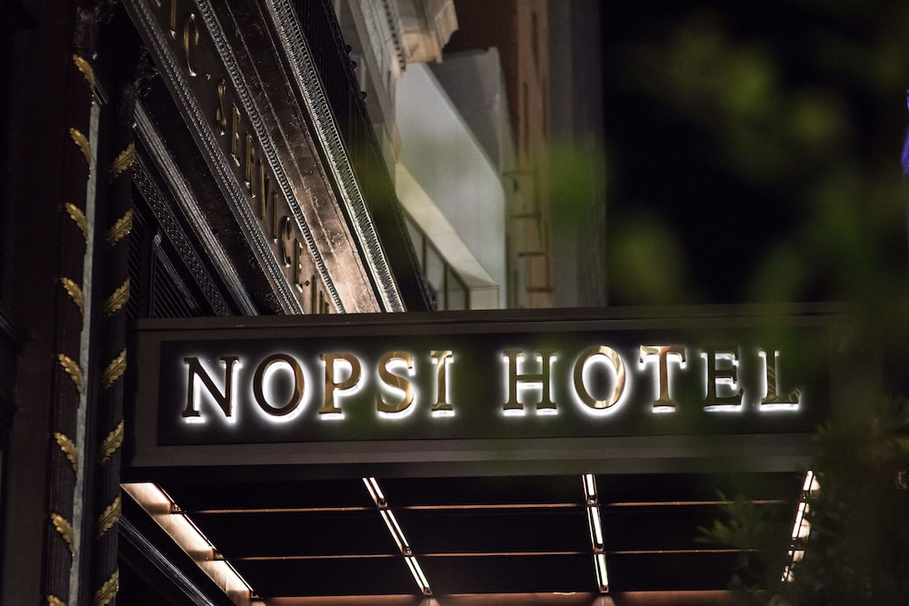 Front of Property, NOPSI Hotel, New Orleans