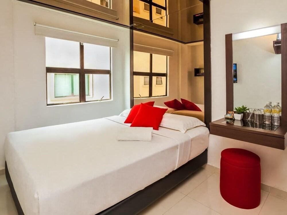 Time hotel sunway voorzieningen en recensies - Kamer timeo ...