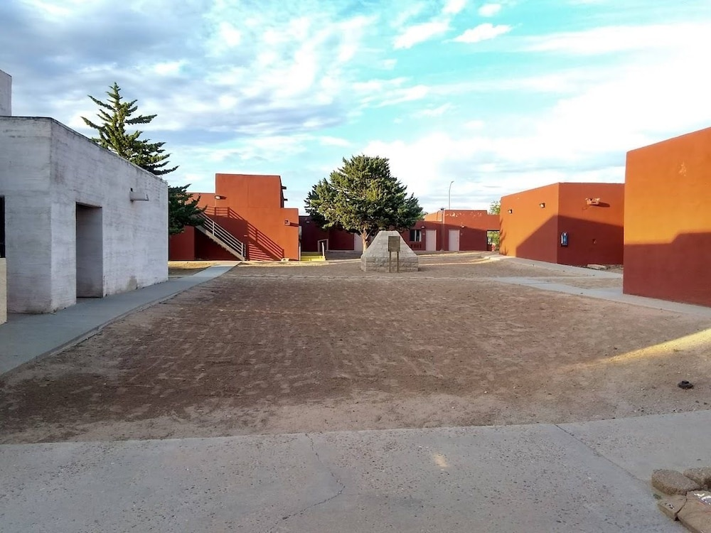 Courtyard, Hopi Cultural Center